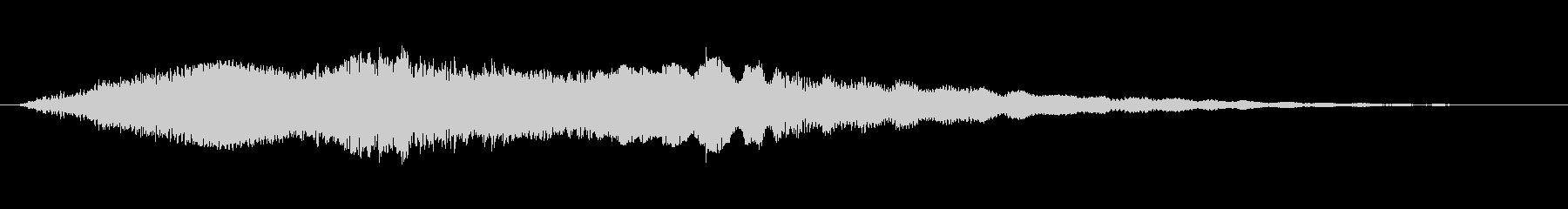 工業 ソフトメタルスクイークシンセ03の未再生の波形