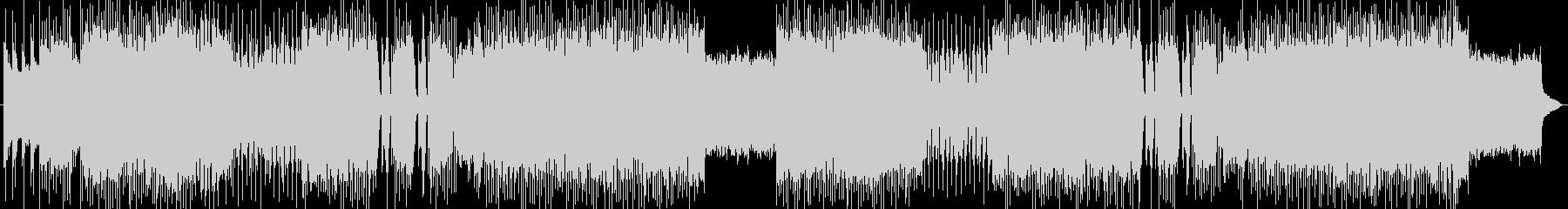 「HR/HM」「DARK」BGM236の未再生の波形