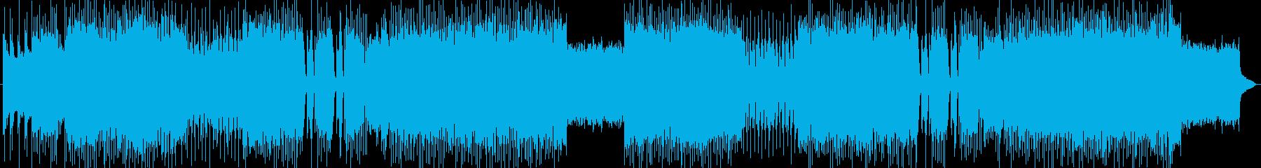 「HR/HM」「DARK」BGM236の再生済みの波形