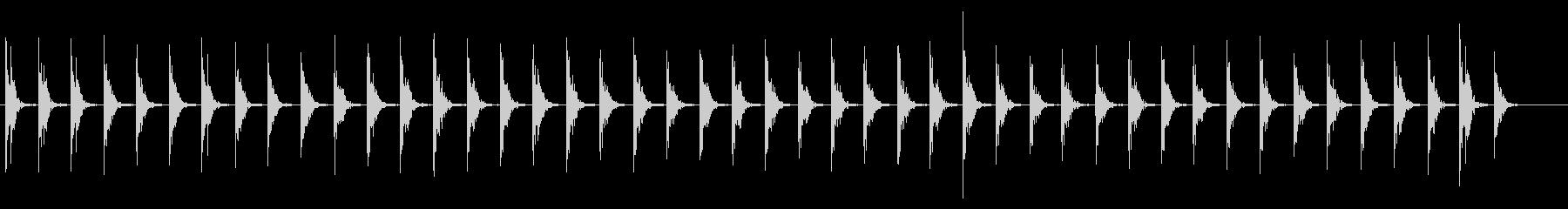 ウッドフロア:ヘビーワークブーツ:...の未再生の波形