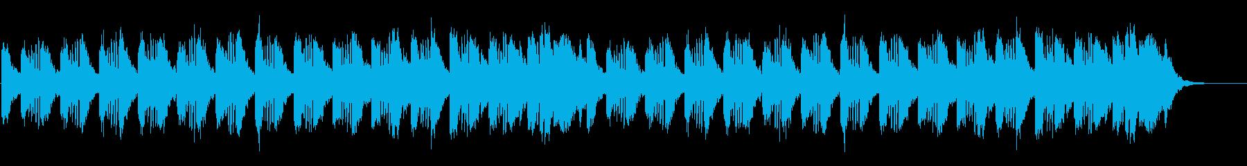 博士の実験室の再生済みの波形