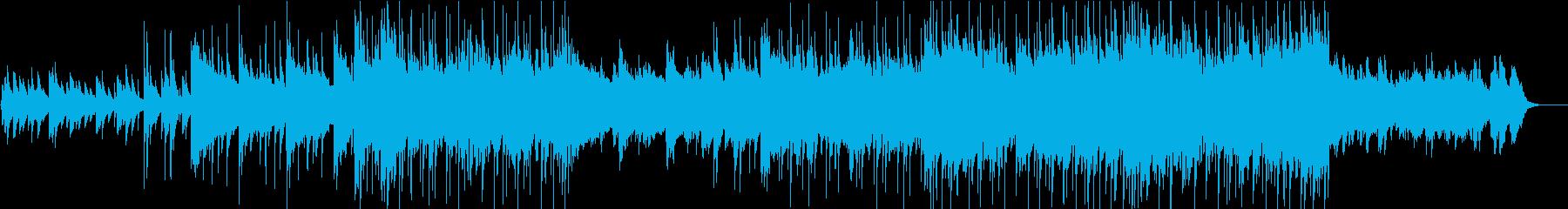 始まりを予感させるピアノ・ジャズロックの再生済みの波形