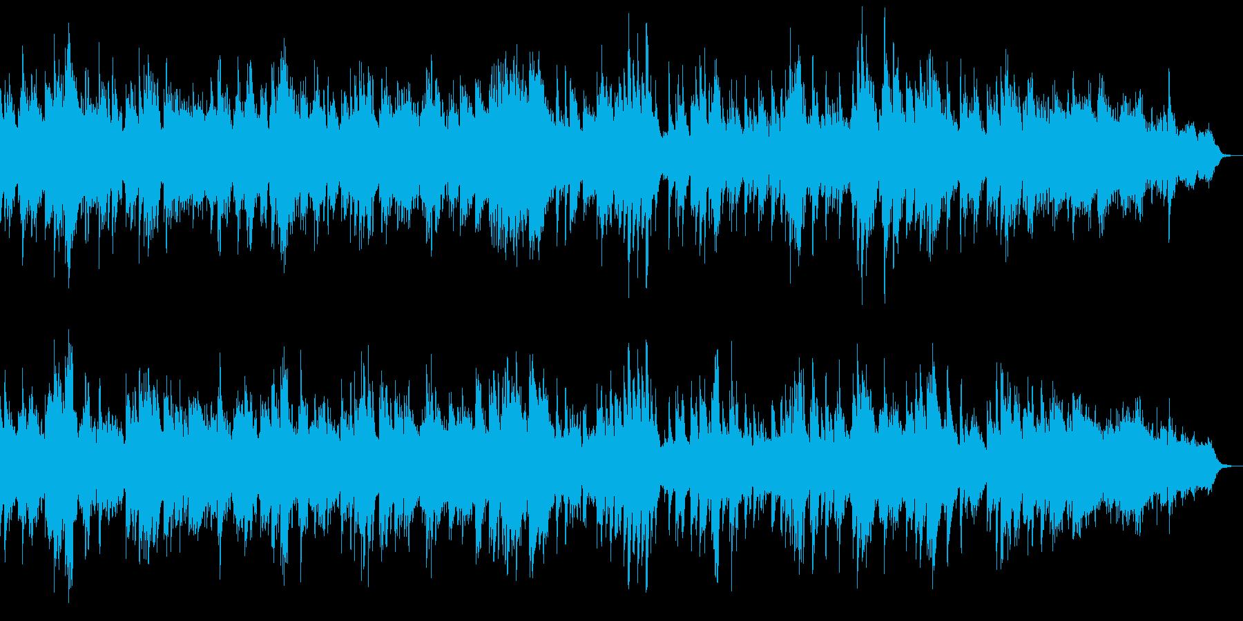 ゆったりヒーリングクラシック2(Fl.)の再生済みの波形