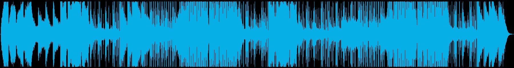 フューチャ ベース レゲエ スカし...の再生済みの波形