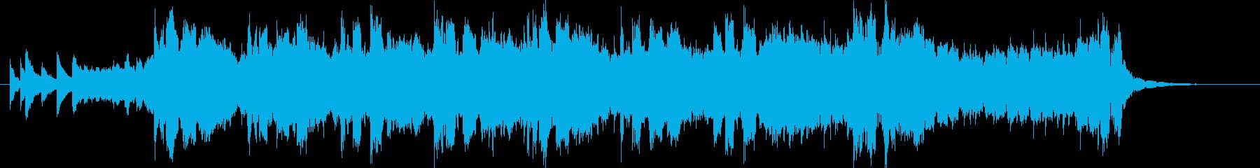 誕生日の歌(ダンスver) 【汎用】の再生済みの波形