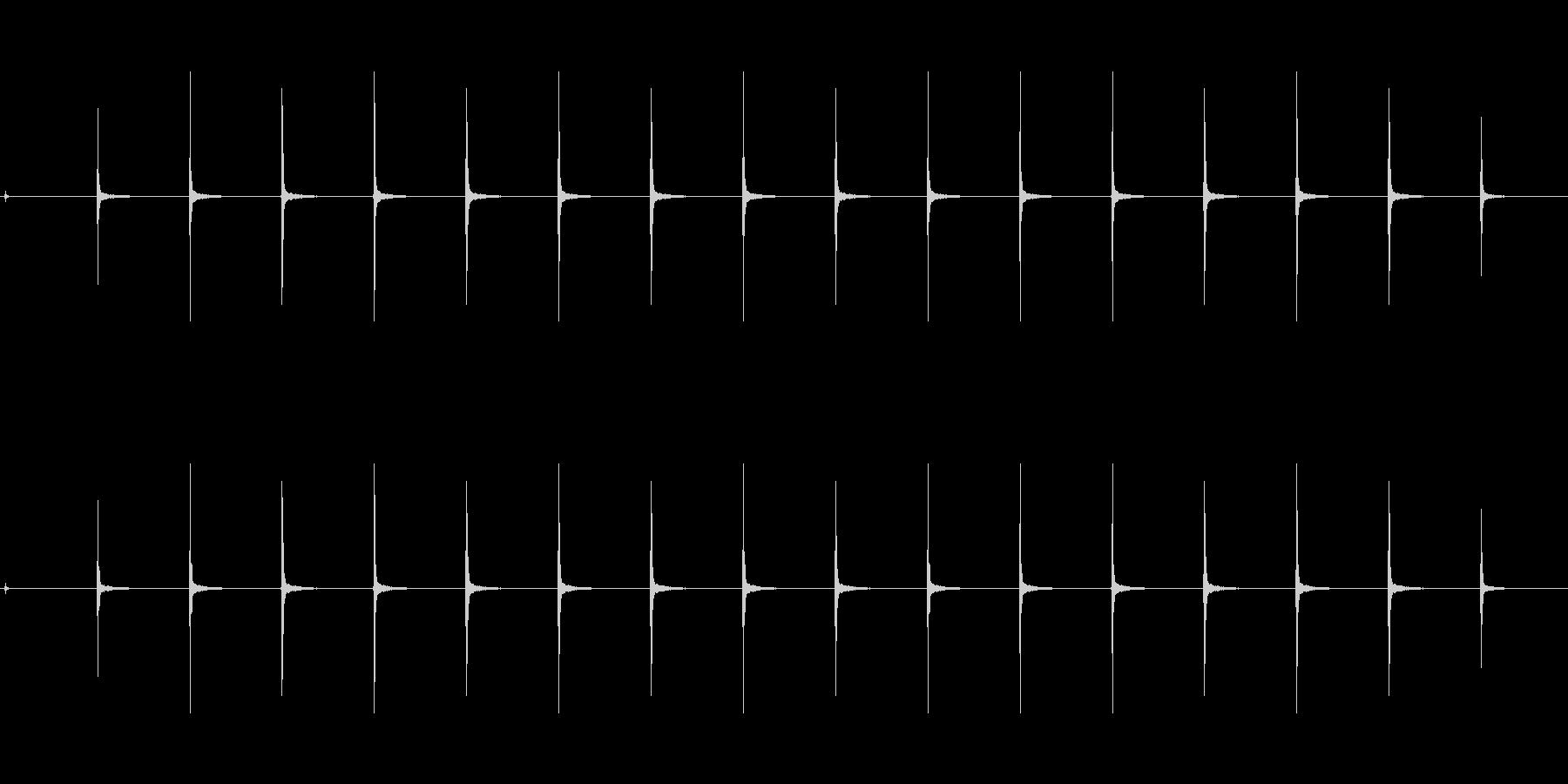 時計 ticktock_28-3_revの未再生の波形