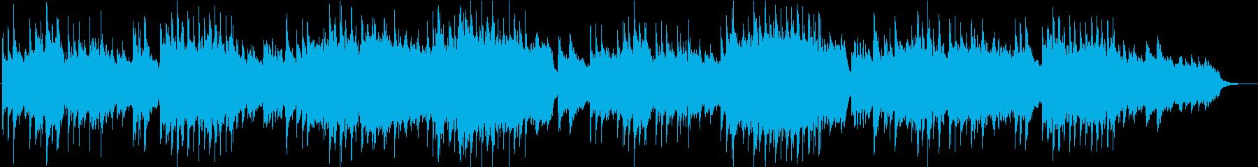 童謡 赤とんぼ オルゴールオーケストラ の再生済みの波形