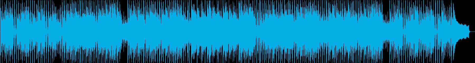 ハッピー!アップテンポBGM!の再生済みの波形