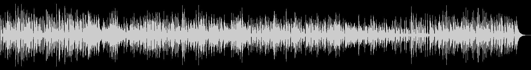 ピアノボサノバYouTube犬猫ペット系の未再生の波形