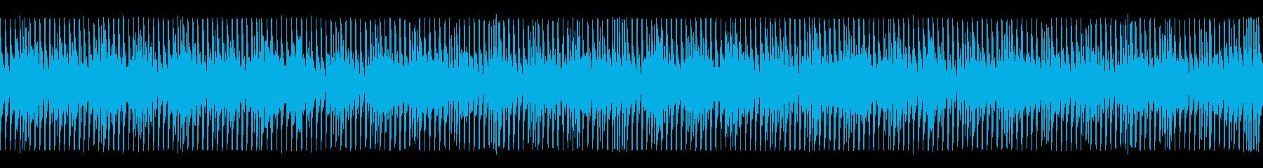 ラミーなアイコ メロなし ループ仕様の再生済みの波形