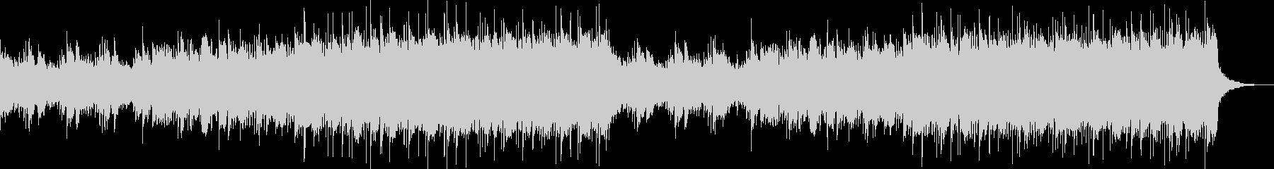感動的な映像、ピアノ、ポストクラシカル2の未再生の波形