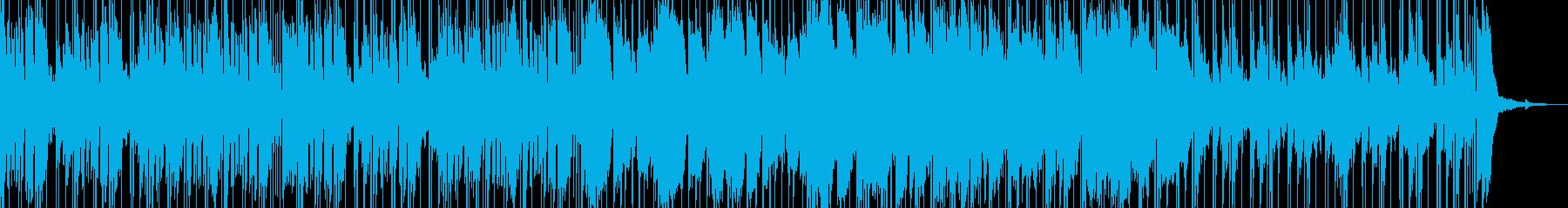 切ないけど熱さもあるソウルポップスの再生済みの波形