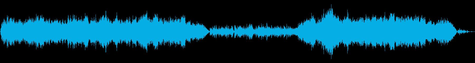 美しい混声コーラス 感動のラストシーンにの再生済みの波形