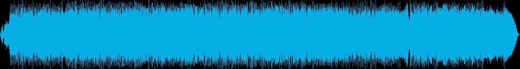 湘南をイメージしたポップスソングの再生済みの波形