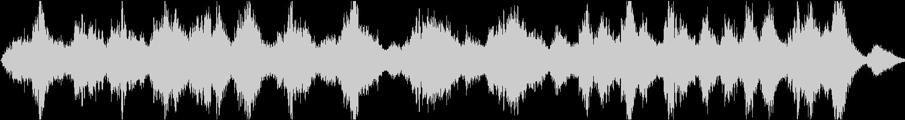 実験的 アンビエントミュージック ...の未再生の波形