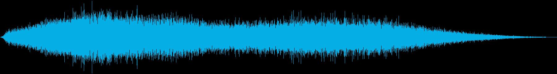 ドラマティックボーカルスペースプレ...の再生済みの波形