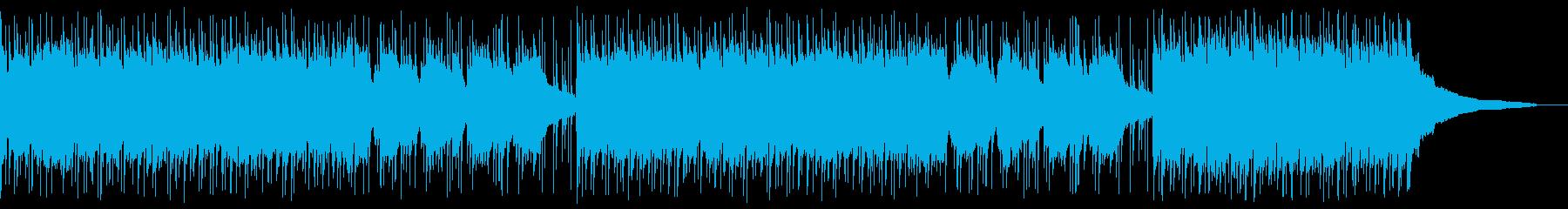 ポップ サスペンス 説明的 楽しげ...の再生済みの波形