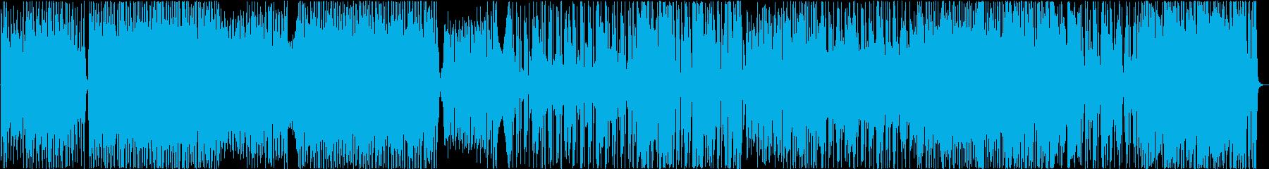 岩融合研究所サイケデリックな旋回運...の再生済みの波形
