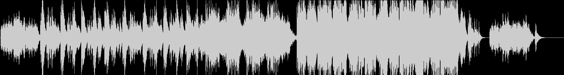 優しく穏やかなピアノソロ曲を結婚式に10の未再生の波形