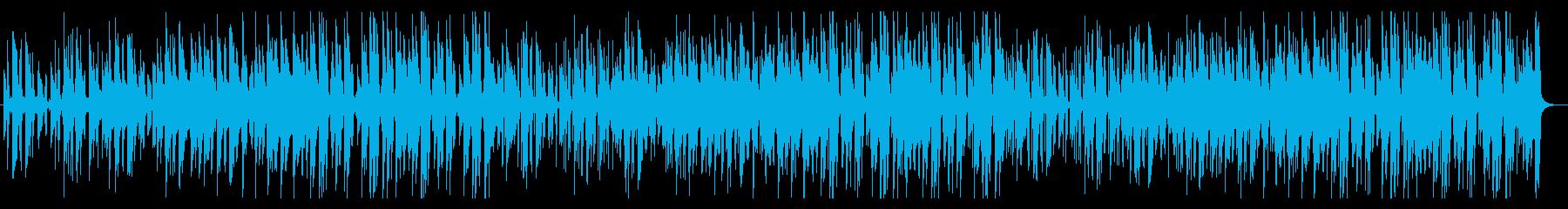 YouTube 鉄琴・ほのぼの・日常の再生済みの波形