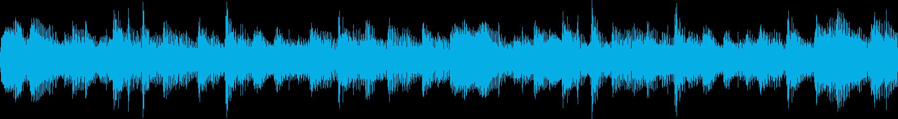 風を感じる爽快なアコギのBGM(ループ)の再生済みの波形