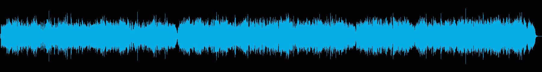 生フルート!バッハ、G線上のアリア、弦楽の再生済みの波形