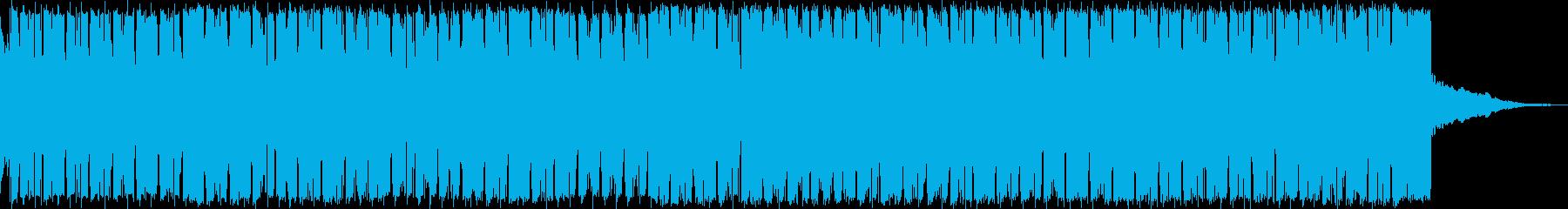 ポップインストゥルメンタル。ミディ...の再生済みの波形