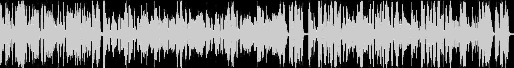 9秒でサビ、イケイケ/静かめループの未再生の波形