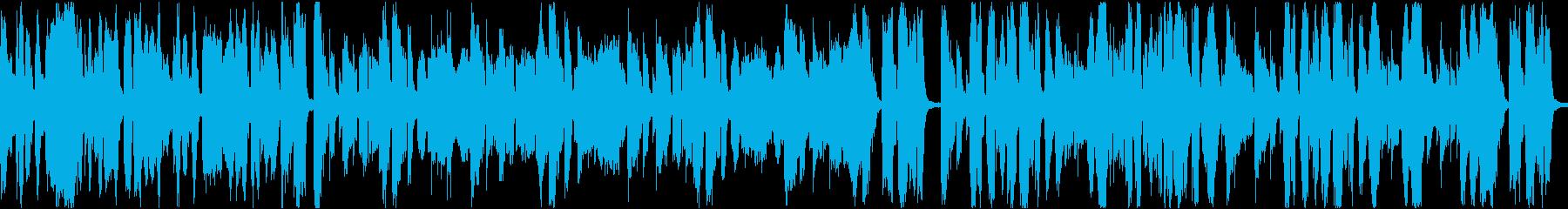9秒でサビ、イケイケ/静かめループの再生済みの波形