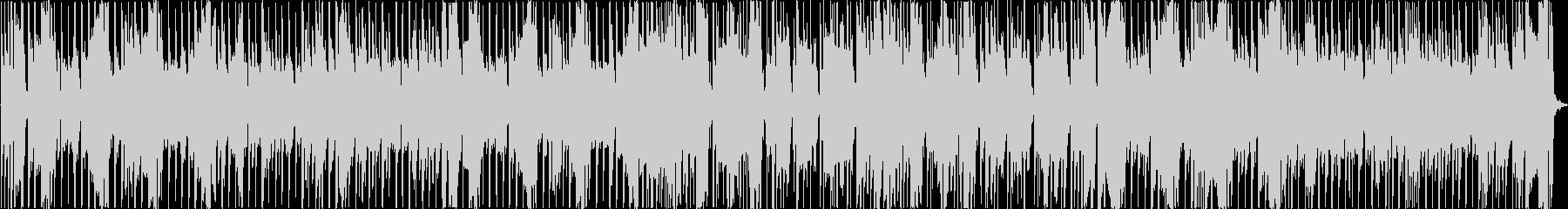 パワフルでスタイリッシュなディスコの未再生の波形