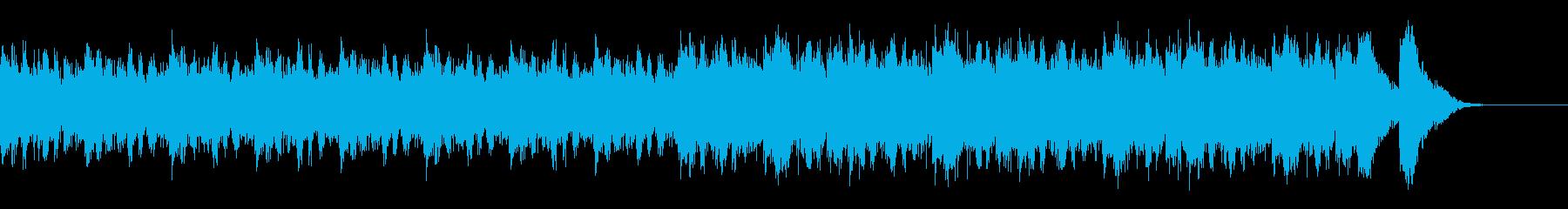緊迫感 オーケストラ2の再生済みの波形