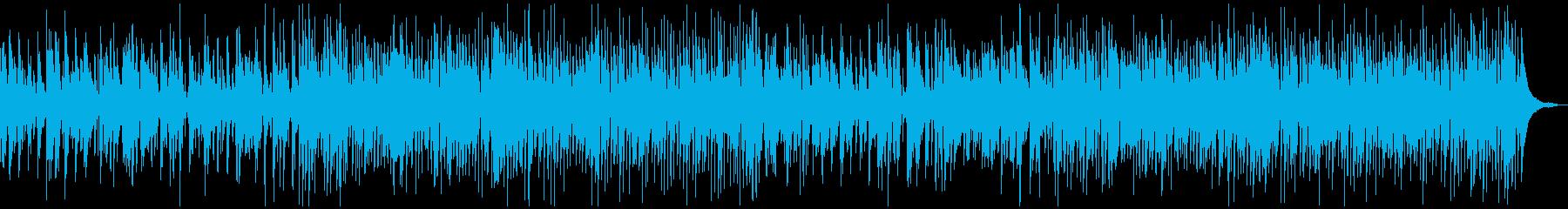 生演奏・渋い大人の雰囲気のジャズワルツの再生済みの波形