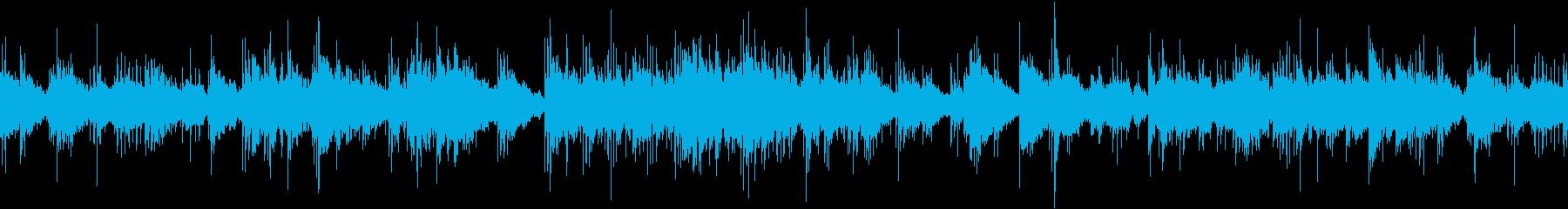 赤ちゃん ベビー  夢見心地 ループ 1の再生済みの波形