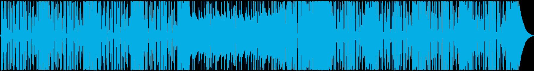 シンプルで明るいフューチャーベースEDMの再生済みの波形
