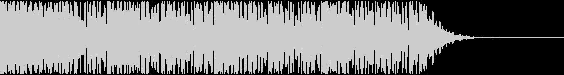 【EDM】トランス、ロング7、ジングル2の未再生の波形