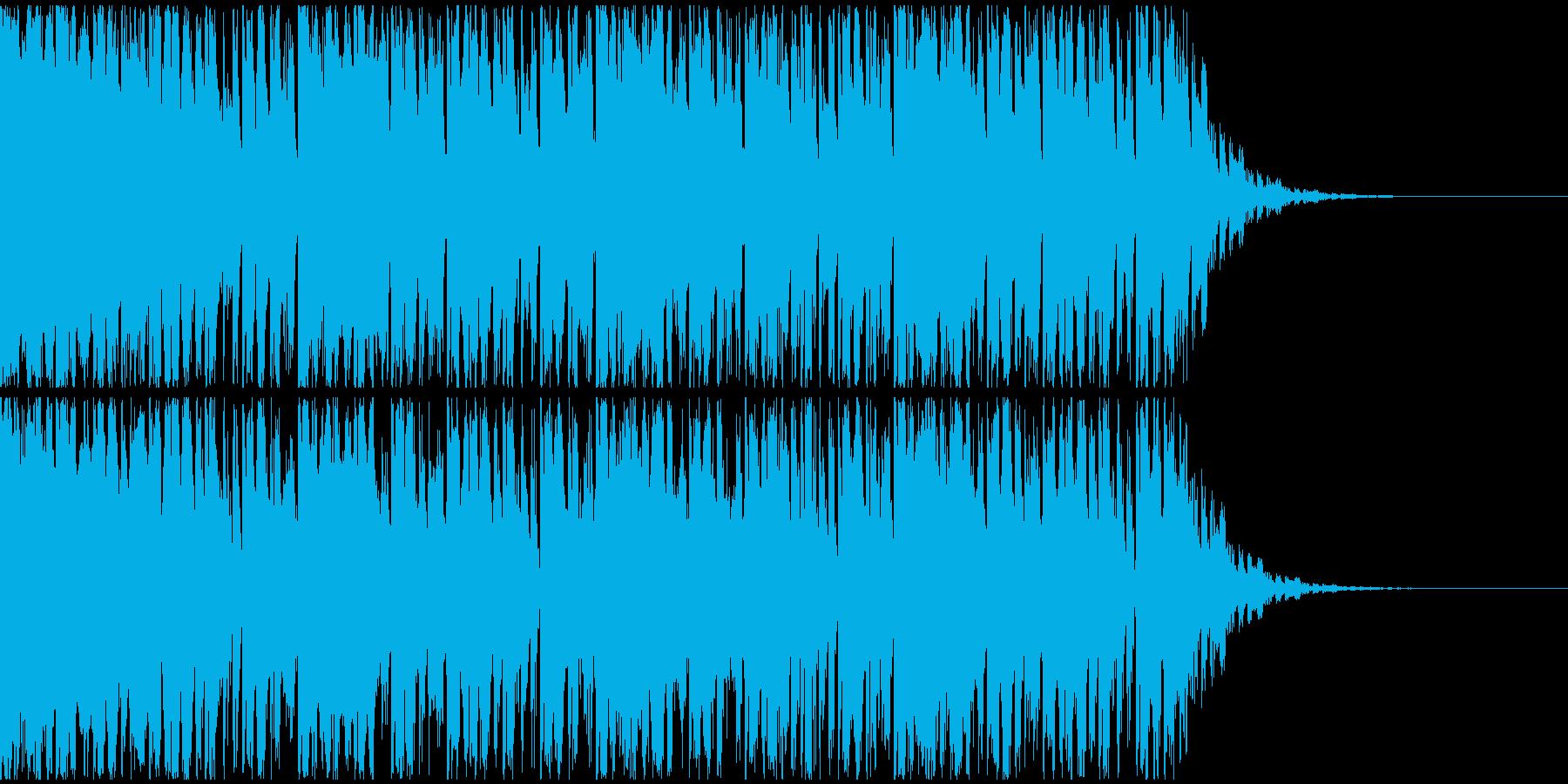 【EDM】トランス、ロング7、ジングル2の再生済みの波形