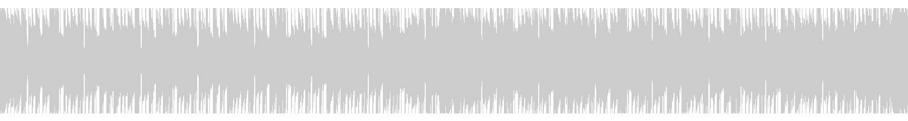 スタイリッシュなエネルギートラップループの未再生の波形