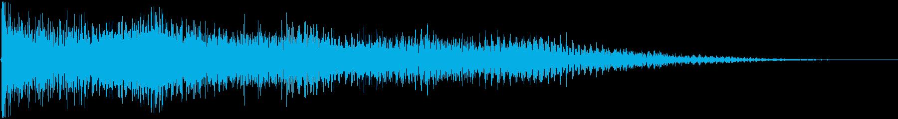 【映画】 IMPACT カンッ!!の再生済みの波形