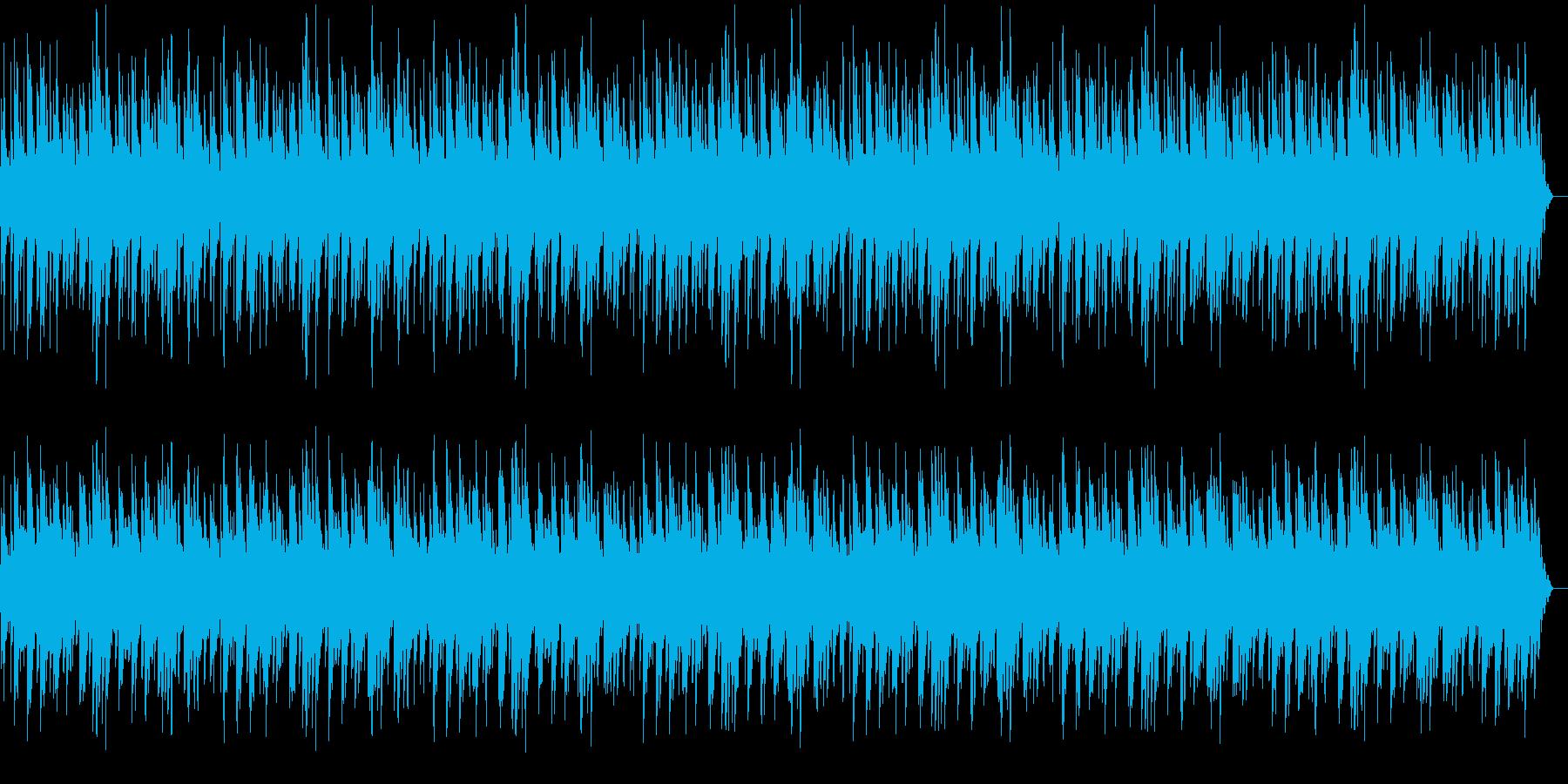 心地よいピアノバラードの再生済みの波形