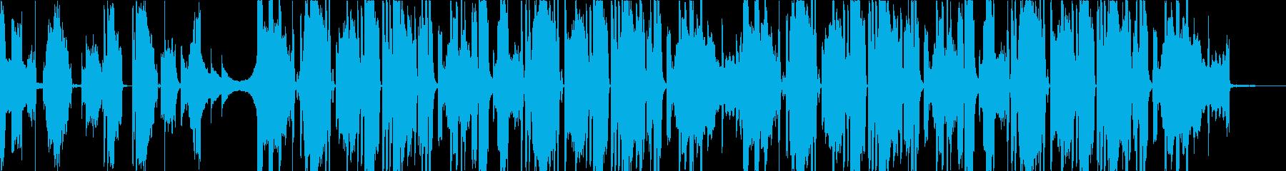 ミッドナイトタウン / Trap・IDMの再生済みの波形