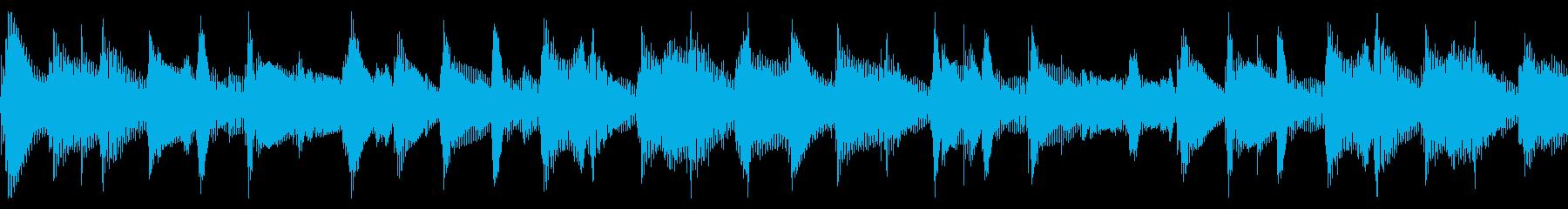 少し怪しげなジャズサウンドの再生済みの波形