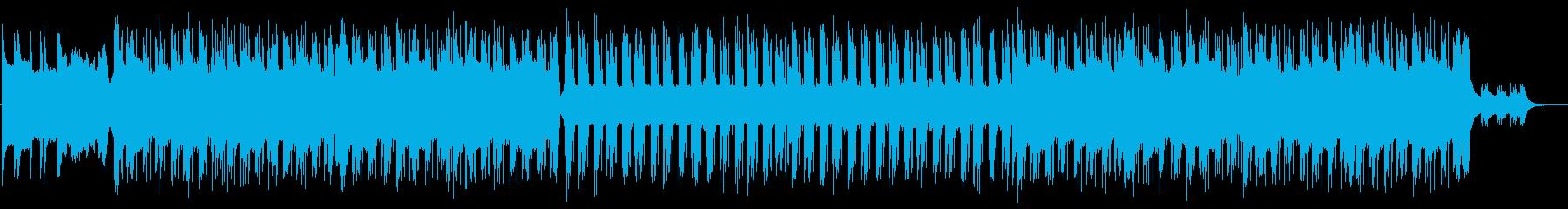 大会 エンディング ヒップホップの再生済みの波形