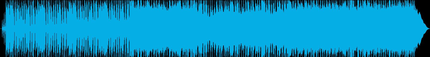 パンク ポップ ロック アクティブ...の再生済みの波形
