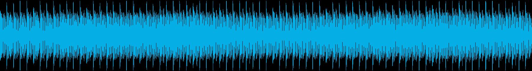 【YouTube】おしゃれな解説レビューの再生済みの波形