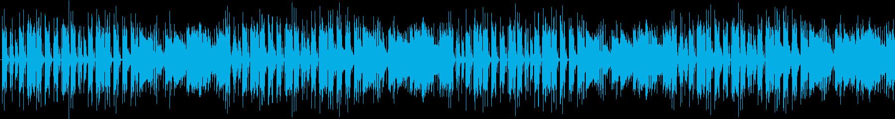 梅雨をイメージにBGM用に製作した曲ですの再生済みの波形