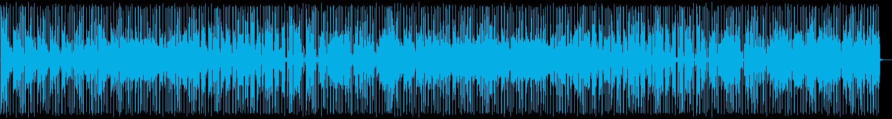 南国/カフェ/ラウンジ_No547_3の再生済みの波形