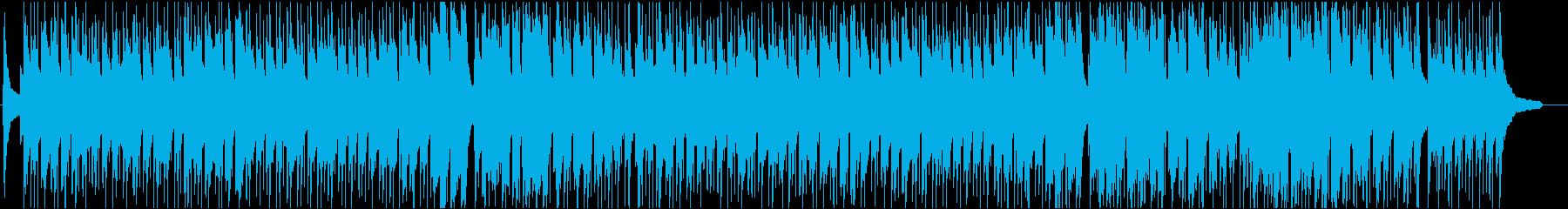 三拍子のピアノが印象的なR&Bの再生済みの波形