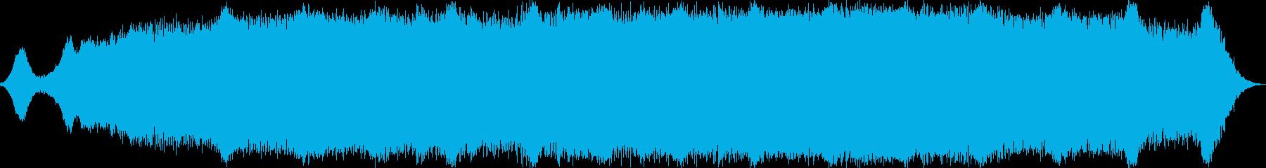 ダンス 技術的な 繰り返しの ハイ...の再生済みの波形
