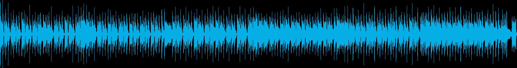 ■メロディ無・ループ・ボサノバ・朝・優雅の再生済みの波形