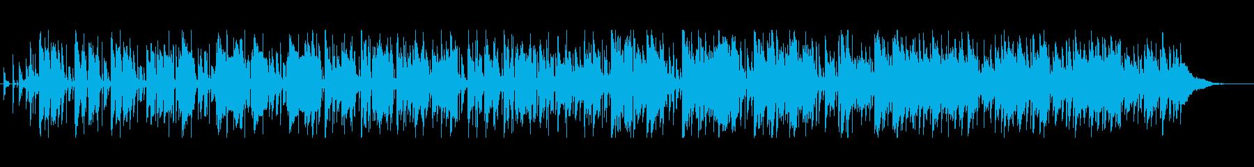 英語/女性/洋楽R&B/チル/ポップスの再生済みの波形